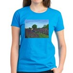 Lavender Days Women's Dark T-Shirt
