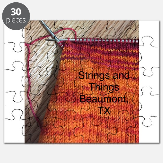 strings knit Puzzle