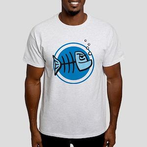 dead fish Light T-Shirt