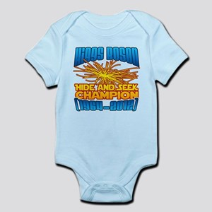 Higgs Boson Infant Bodysuit