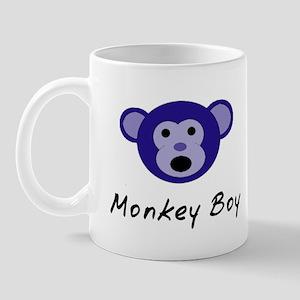 Monkey Boy Mug