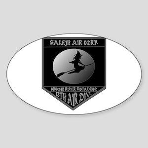 SALEM AIR CORP. Sticker (Oval)
