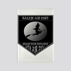 SALEM AIR CORP. Rectangle Magnet