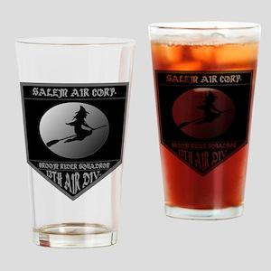 SALEM AIR CORP. Drinking Glass