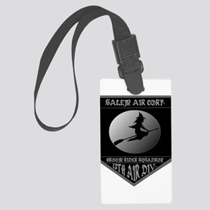 SALEM AIR CORP. Large Luggage Tag