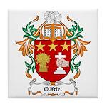 O'Friel Coat of Arms Tile Coaster