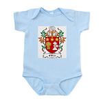 O'Friel Coat of Arms Infant Creeper