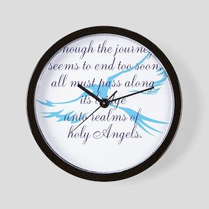 TheEulogyWeb: Holy design #7 Wall Clock