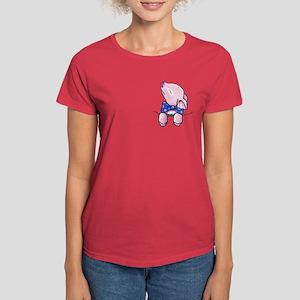 Pocket Pig Women's Dark T-Shirt
