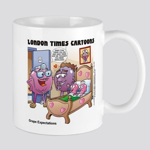 Grape Exectations Mug