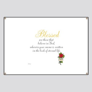 TheEulogyWeb: Blessed design #8 Banner