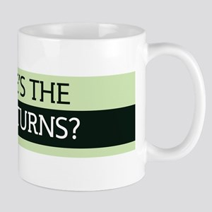 Where's the Tax Returns? Mug