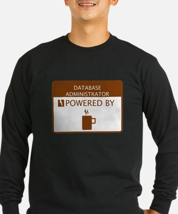 Database Administrator Powered by Coffee T