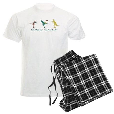 Disc Golf Triple Play Men's Light Pajamas
