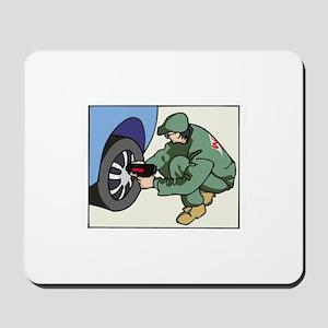 Mechanic Mousepad