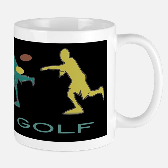 Disc Golf Triple Play 2 Mug