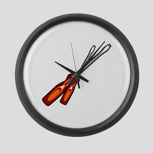 Mechanic Large Wall Clock