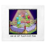 Where We Get Black-Eyed Peas King Duvet