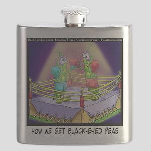 Where We Get Black-Eyed Peas Flask