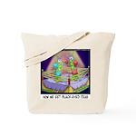 Where We Get Black-Eyed Peas Tote Bag
