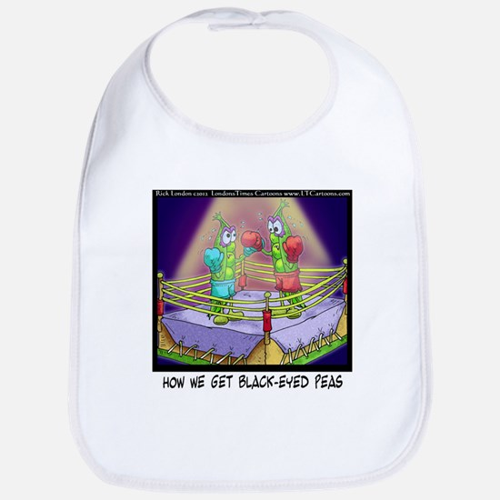 Where We Get Black-Eyed Peas Bib