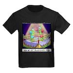 Where We Get Black-Eyed Peas Kids Dark T-Shirt