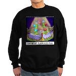 Where We Get Black-Eyed Peas Sweatshirt (dark)