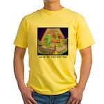 Where We Get Black-Eyed Peas Yellow T-Shirt