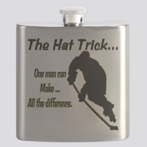 The Hat Trick2 Flask