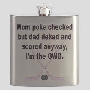 GWG Girls Flask