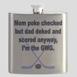 GWG Boys Flask