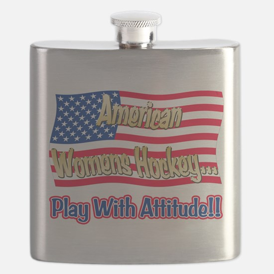 American Womens Hockey.png Flask