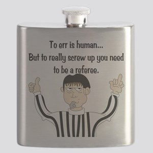 To Err is Human Flask