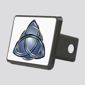 Trinity Knot square Rectangular Hitch Cover