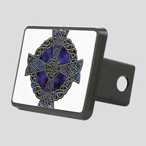 Celtic Cross square Rectangular Hitch Cover