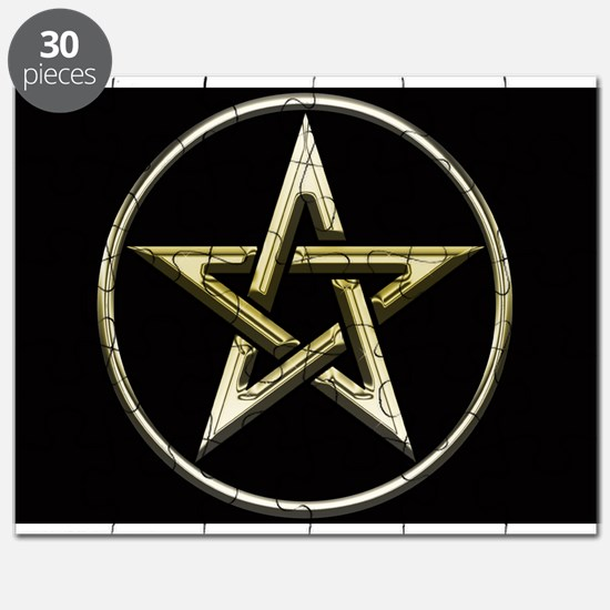 Gold Circle Pentagram square.png Puzzle