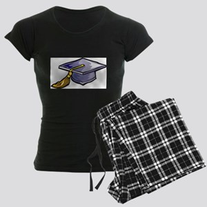 Graduation Women's Dark Pajamas