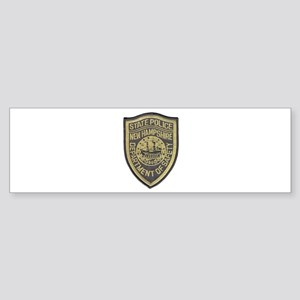 NHSP SWAT Bumper Sticker