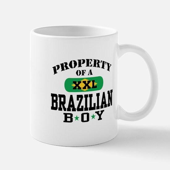 Property of a Brazilian Boy Mug
