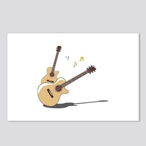Guitar Postcards (Package of 8)