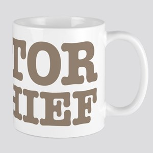 Editor in Chief Mug