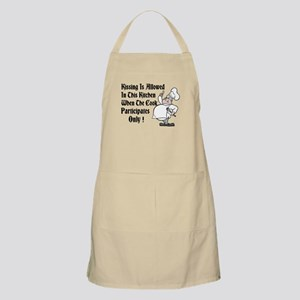 Kissing In The Kitchen Apron