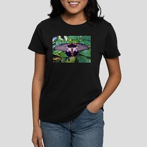Swallowtail Butterfly Women's Dark T-Shirt