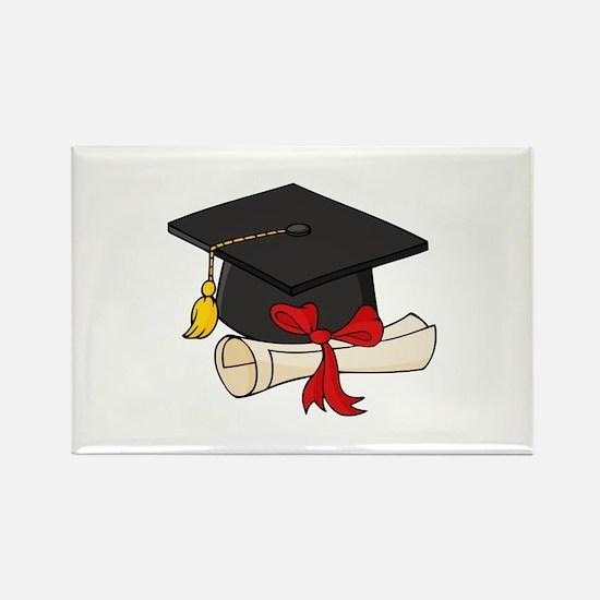 Graduation Rectangle Magnet