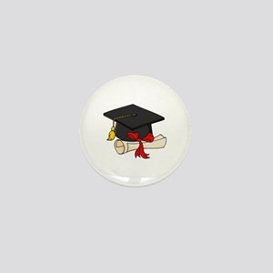 Graduation Mini Button