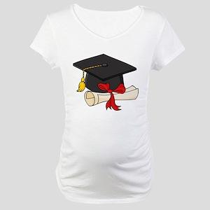 Graduation Maternity T-Shirt