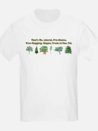 That's Ms. Liberal Kids T-Shirt