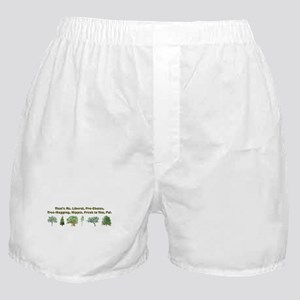 That's Ms. Liberal Boxer Shorts