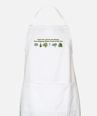 That's Ms. Liberal BBQ Apron
