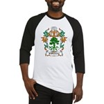 O'Finnerty Coat of Arms Baseball Jersey